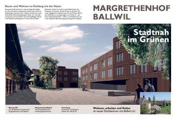 margrethenhof ballwil - newhome.ch
