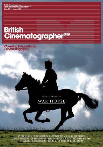 British Cinematographer issue 49 - Imago