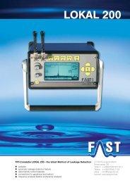 PB Lokal 200 engl.FH11 - FAST GmbH