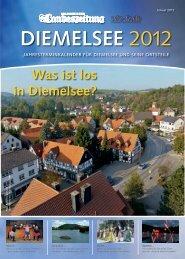 Was ist los in Diemelsee?