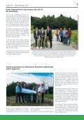 Mitteilungsblatt 132 - Oktober/November 2010 - Gemeinde Burgthann - Page 7