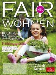 fair wohnen - Mietervereinigung Österreichs