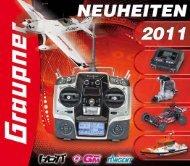 Neuheiten 2011 - CMC Modellbau Shop