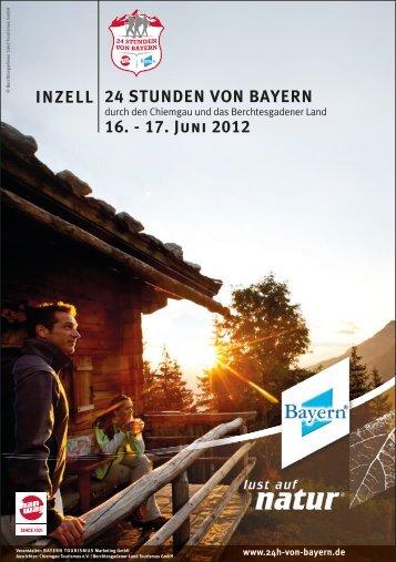 inzell 24 stunden von bayern - Berchtesgadener Land