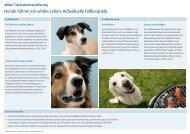 Hunde - Nordic Cat Club e.V.