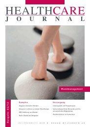 Download HealthCare Journal Wundmanagement 2012, pdf, 1.991 KB