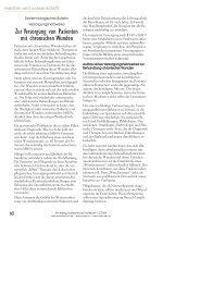 Zur Versorgung von Patienten mit chronischen Wunden (PDF