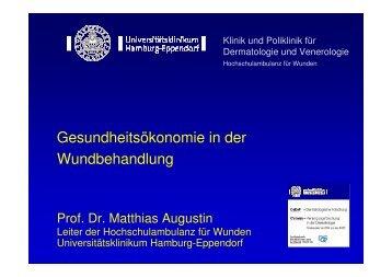 Kosten - Universitätsklinikum Hamburg-Eppendorf