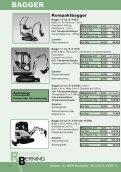 Maschinen-, Geräte- und W erkzeugvermietung - Berning - Seite 4