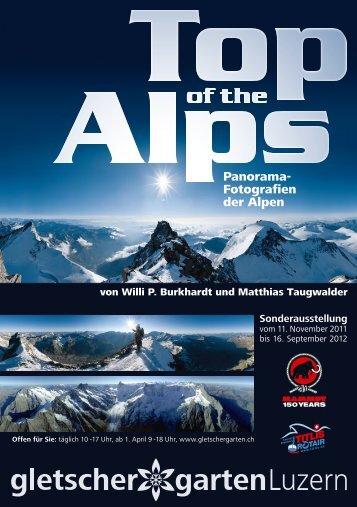 Flyer PDF - Gletschergarten Luzern