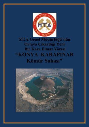 MTA-Genel-Mudurlugu-Karapinar-Komur-Rezervi-Raporu-2012
