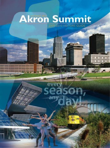 Akron Visitors City Guide - Gaelic Web