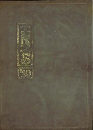 Ch¢ Iris 1910 - University of Wisconsin - Stevens Point