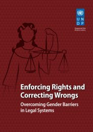 Enforcing Rights and Correcting Wrongs - Asia-Pacific Regional ...