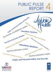 public pulse report 4 - UNDP Kosovo - United Nations Development ...