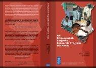 An Employment- Targeted Economic Program for Kenya