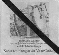 anzeigen (PDF) - Kunstsammlungen der Veste Coburg