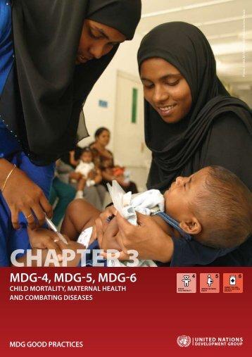 Chapter 3 on Health - mdgnet.undg.org - UNDG