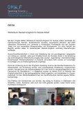 Forschungsprojekt Erste Ergebnisse 28.10.2011 Wörterbuch ... - Seite 2