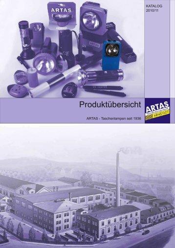 download - Taschenlampenwerk ARTAS