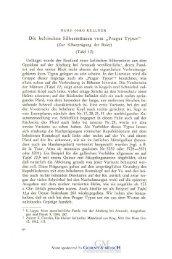 Die keltischen Silbermünzen vom 'Prager Typus' : (zur ...