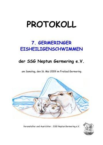 Eisheiligen - Deckblatt PROT - Schwimmsportgemeinschaft Neptun ...