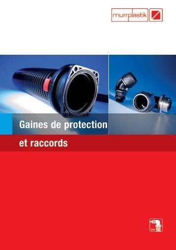 Gaines de protection et raccords - Murrplastik Systemtechnik