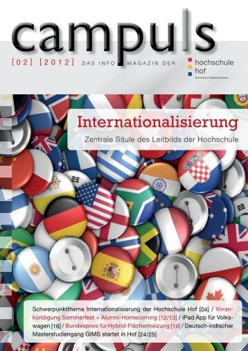 2012/02 campuls - Hochschule Hof