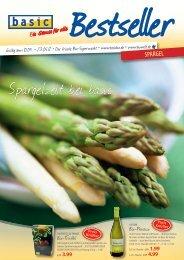 basic Bestseller Mai 2012
