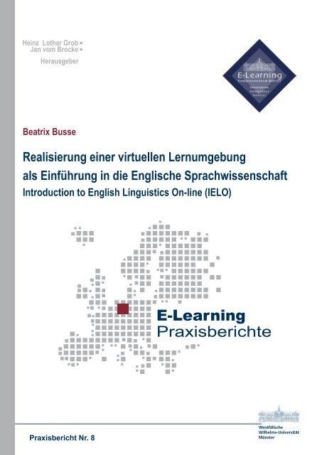 Praxisbericht 8 - ERCIS