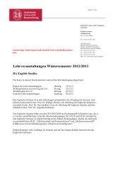 BA-Kurskommentar WS 2012/13 - Technische Universität ...