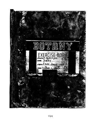 Diary W (15 jan 1943 - 1 jan 1944) by Josiah Cocking