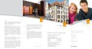 Infobroschüre Fachoberschule Gestaltung - Dr. Buhmann Schule