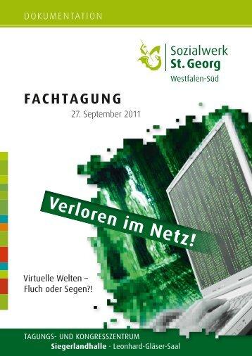 Verloren im Netz! - Sozialwerk St. Georg