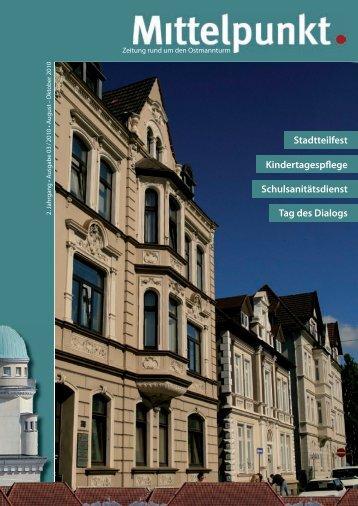 Ausgabe 3/2010 (August 2010, 2.2 MB) - Ostmannturmviertel