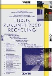 PDF in neuem Fenster öffnen - White Cube / Black Box