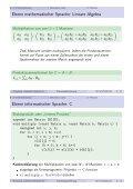 Systemprogrammierung Gliederung - Seite 3