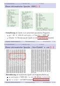Systemprogrammierung Gliederung - Seite 4