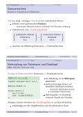 Systemprogrammierung Gliederung - Seite 5