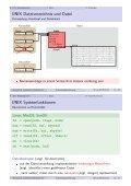 Systemprogrammierung Gliederung - Seite 7