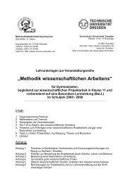 """""""Methodik wissenschaftlichen Arbeitens"""" - Martin-Andersen-Nexö ..."""