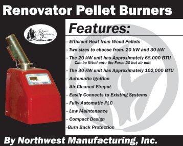 Renovator Pellet Burners - Welcome to eco-worx.net!