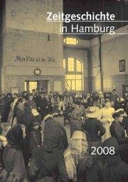 Umschlag 2008 final - Forschungsstelle für Zeitgeschichte in Hamburg