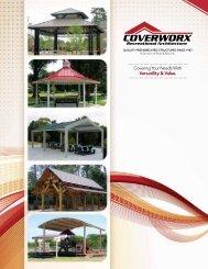 Versatility & Value. - Coverworx Recreational Architecture