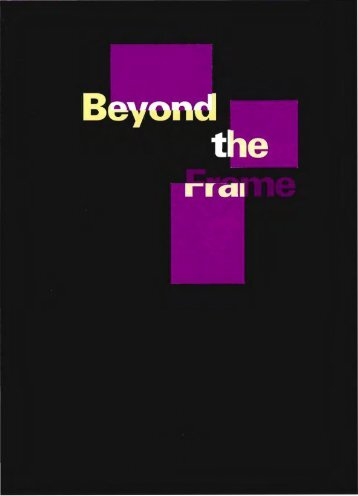 Beyond the Frame - Smithsonian Education