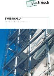 SWISSWALL® - Glas Trösch