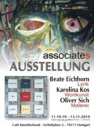Pressemitteilung zur Ausstellung - Stuttgarter Künstlerbund