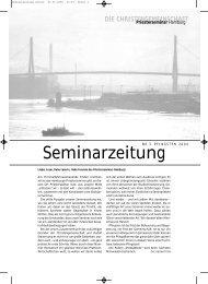 Nr.3 | 2004 - Priesterseminar Hamburg