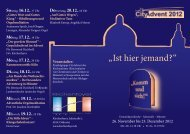 KIF_00212_Flyer City Advent 2012_RZ.indd - Kirchenfoyer