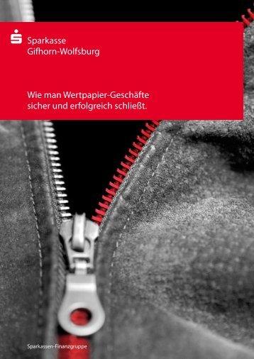S Sparkasse Gifhorn-Wolfsburg Wie man Wertpapier-Geschäfte ...